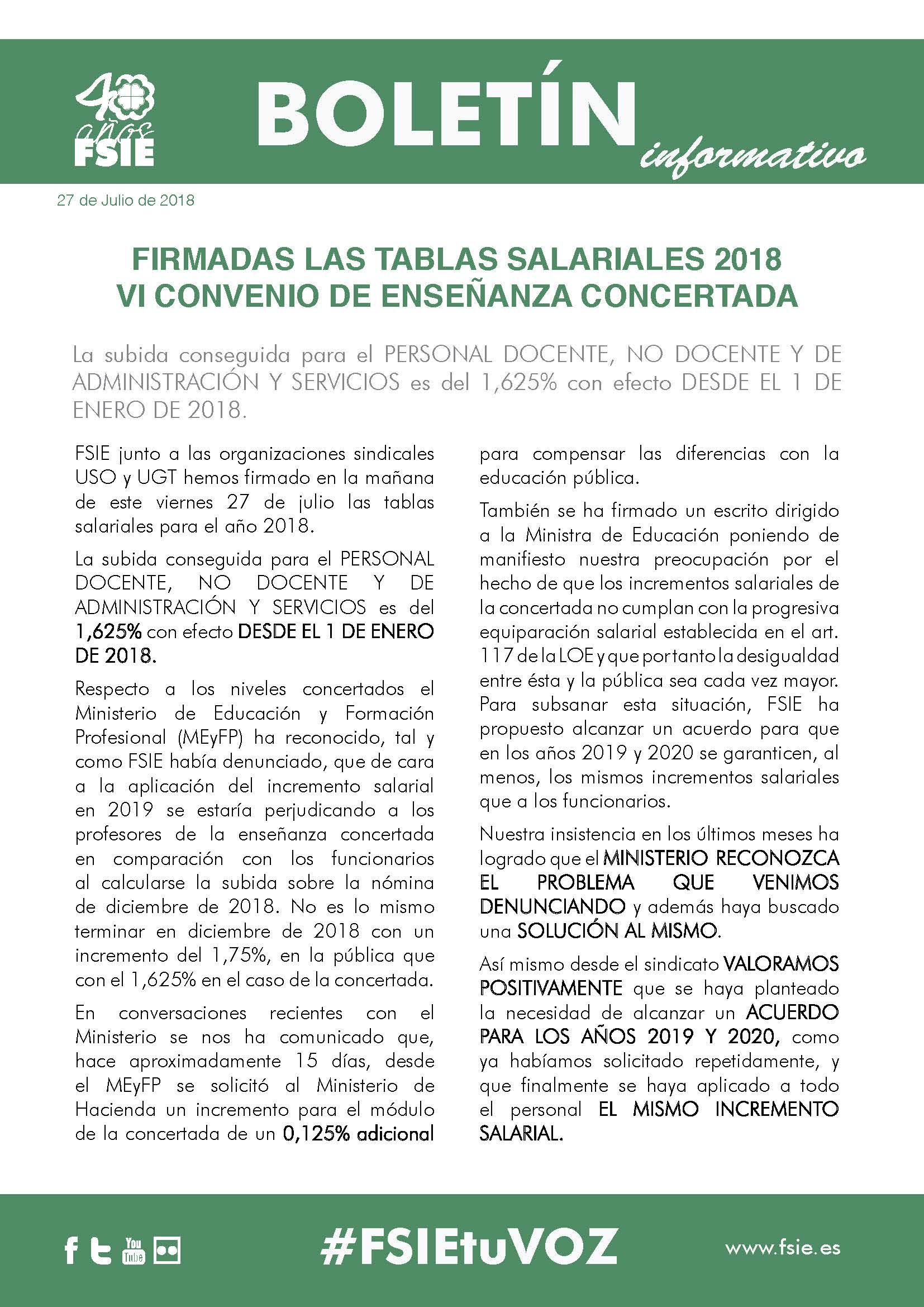 2 Boletin 27 de Julio 2018 FirmaTablas Concertada