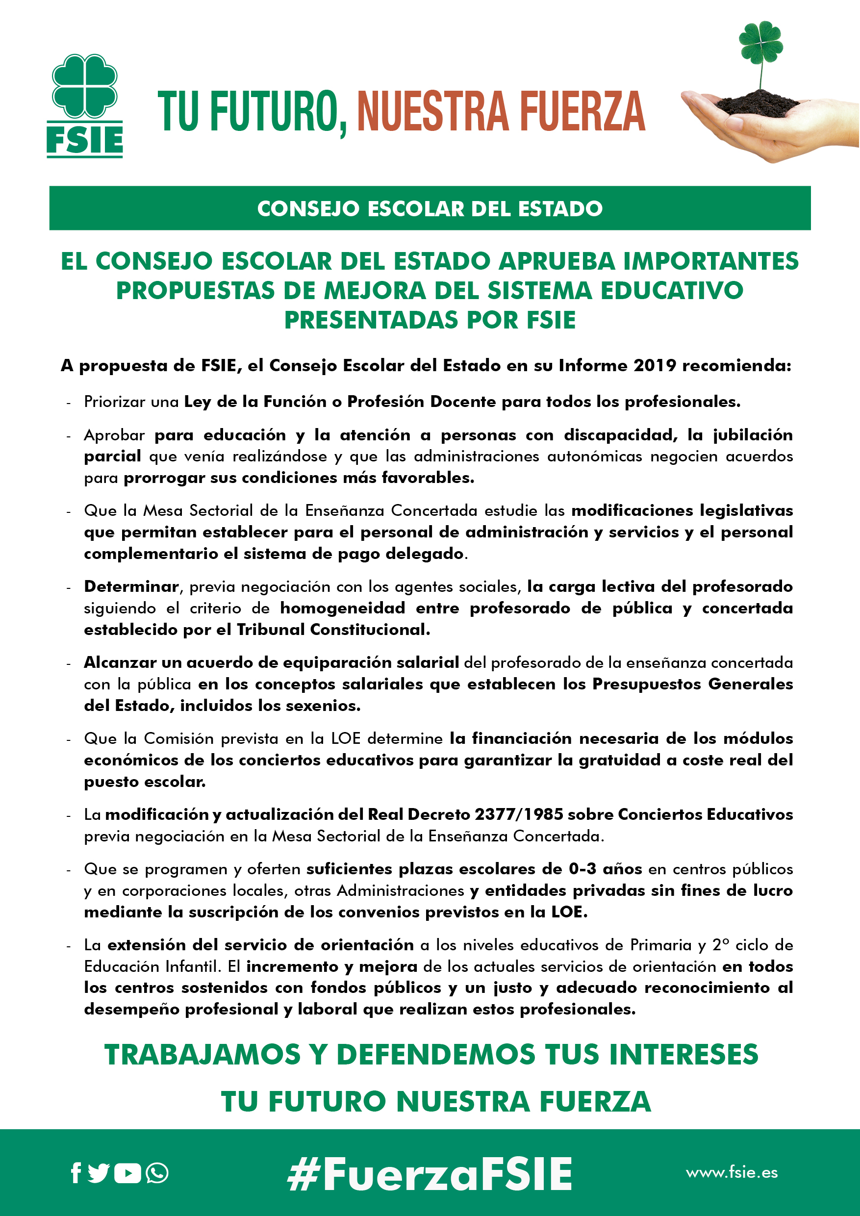 Boletin 107 CEE INFORME2019