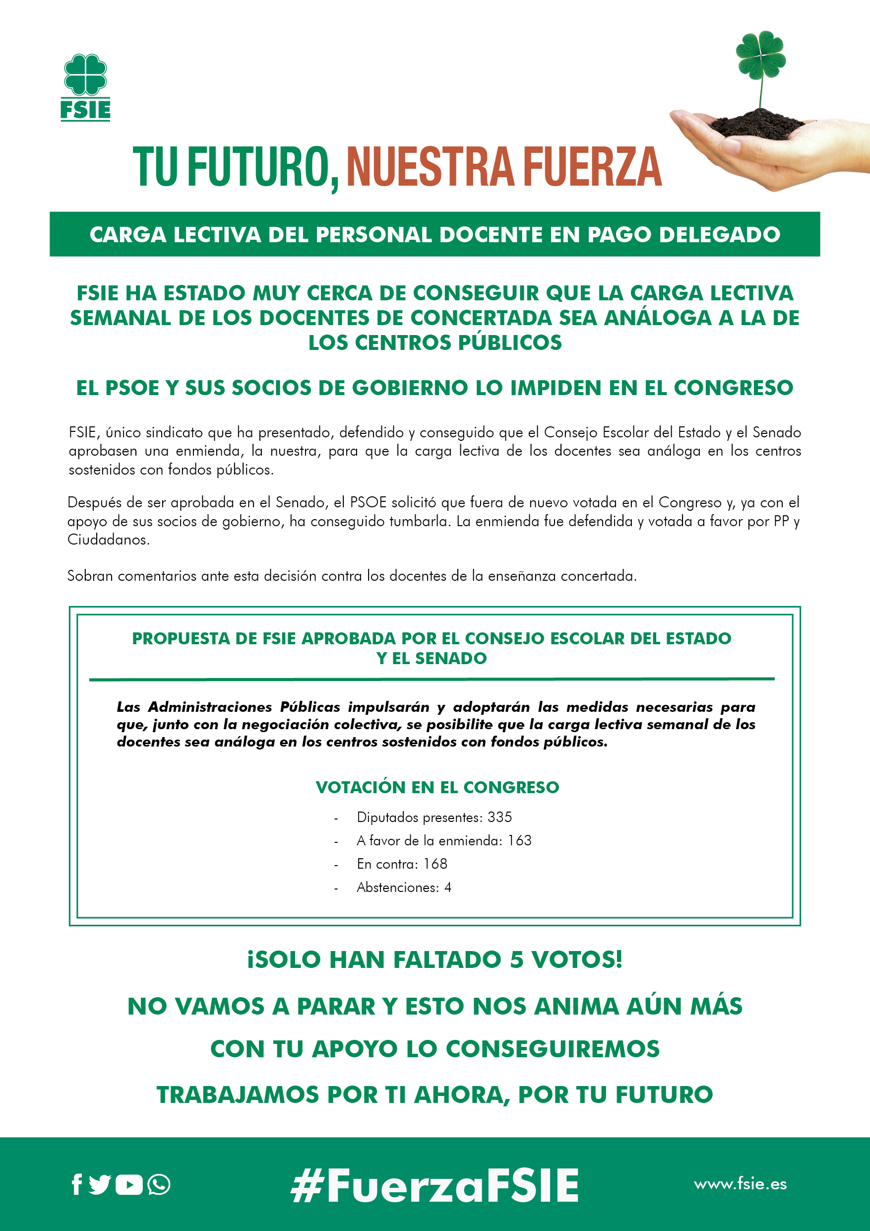 Boletin CARGA LECTIVA 25 Feb